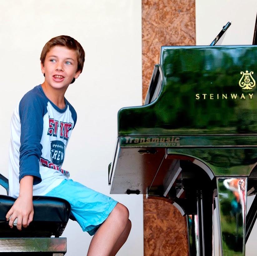 Pianissimes : concert participatif @ Domaine des Hautannes