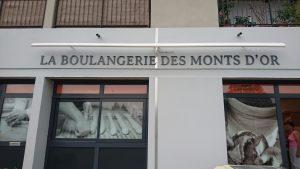 Boulangerie des Monts d'Or