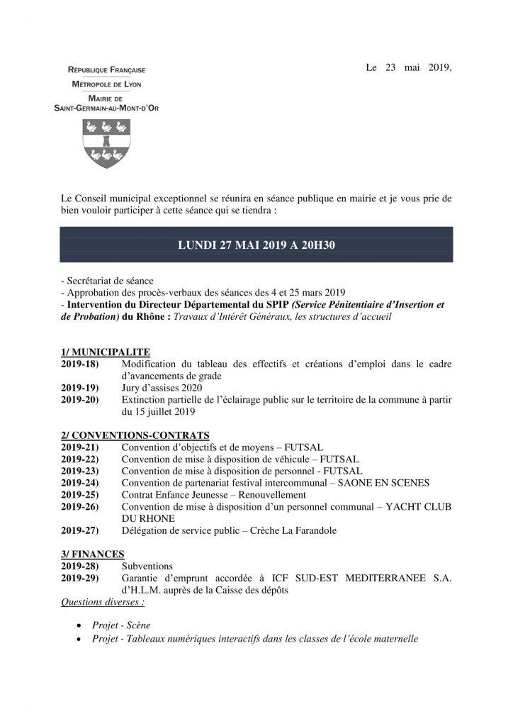 Conseil Municipal [ATTENTION ! HORAIRE MODIFIÉ] @ Mairie