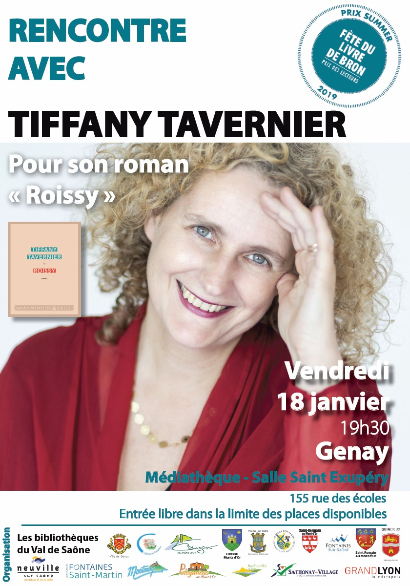 Rencontre Tiffany Tavernier 19 janv 2019