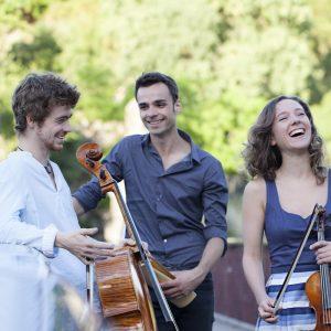 Pianissimes : concert Dvořák / Ravel @ Domaine des Hautannes