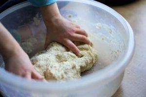 Atelier de fabrication de pain @ Bibliothèque